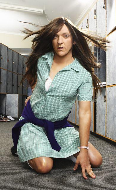 Favorite Women on TV: Ja'mie King in Summer Heights High, via Her Philly