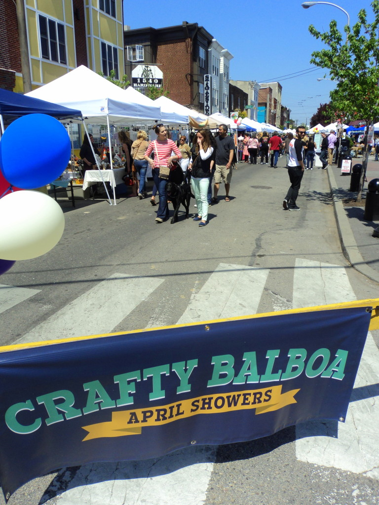 East Passyunk Avenue Crafty Balboa Craft Fair / Her Philly