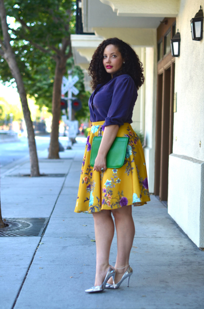 Finding my confidence from plus size bloggers: Girl With Curves