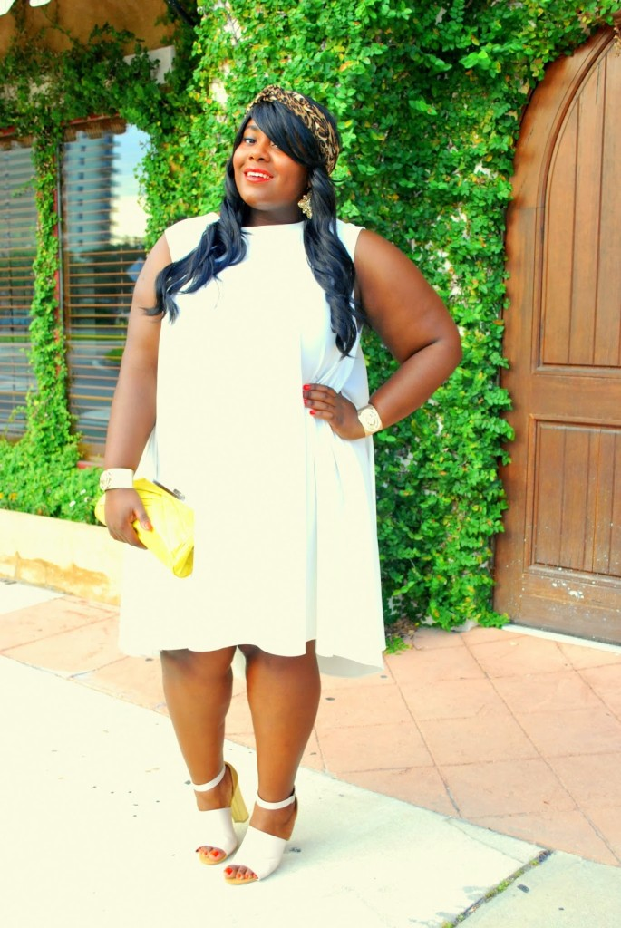 Finding my confidence from plus size bloggers: Musings of a Curvy Lady