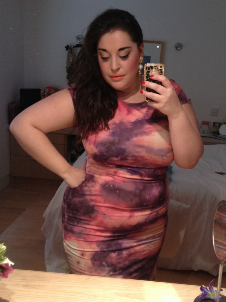 Finding my confidence from plus size bloggers: Danielle Varnier