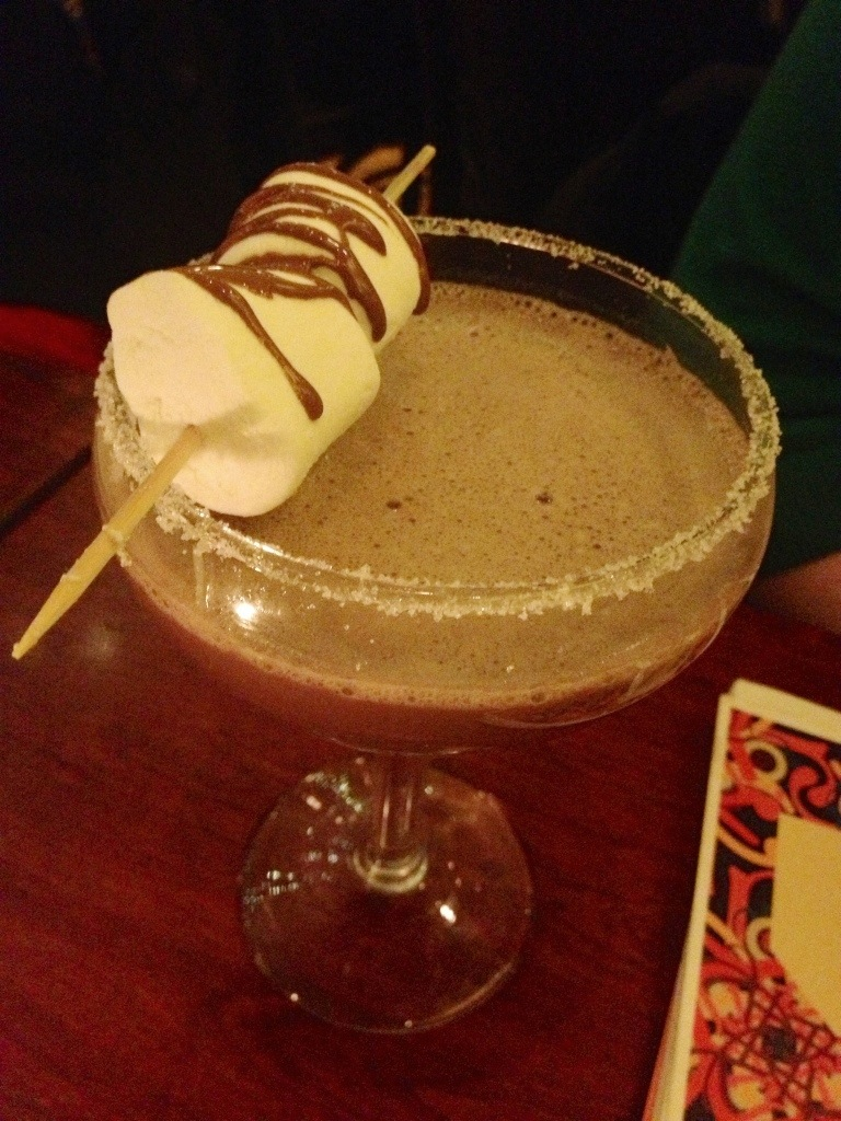 Max Brenner Intoxi-Cake Drink