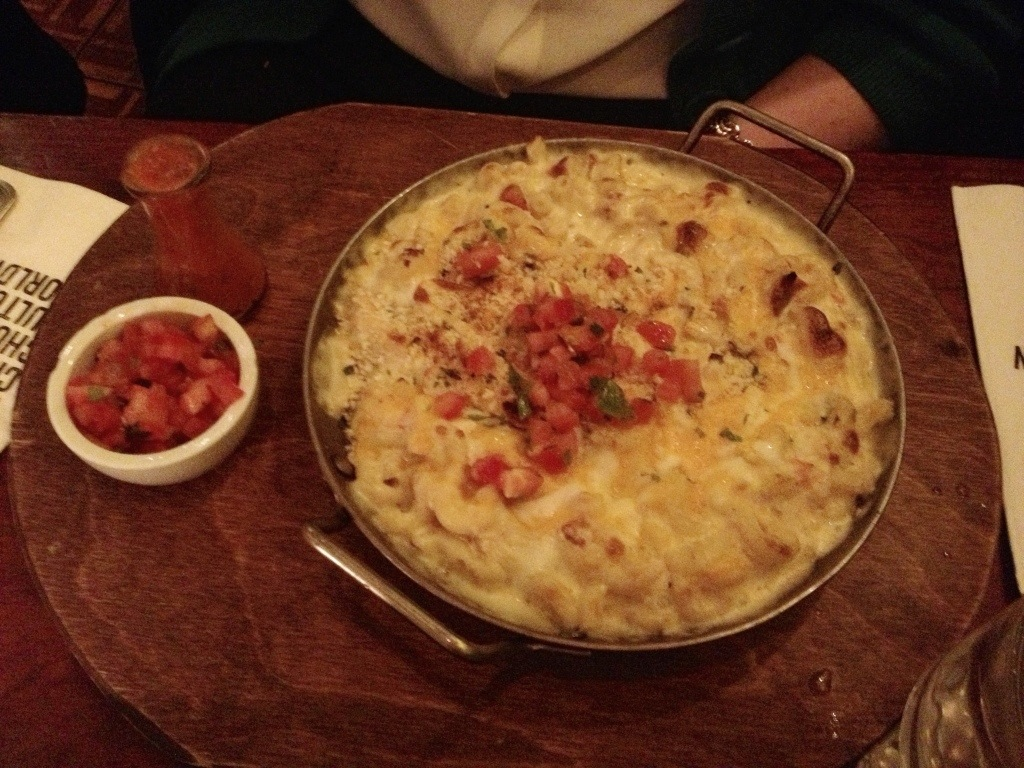 Max Brenner Mac & Cheese