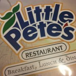 An Ode to Little Pete's