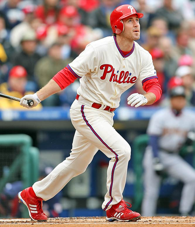 Chase Utley philadelphia phillies