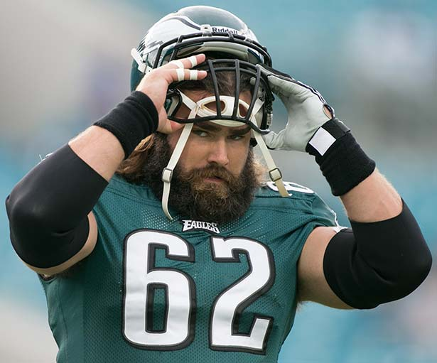 Jason Kelce Philadelphia Eagles