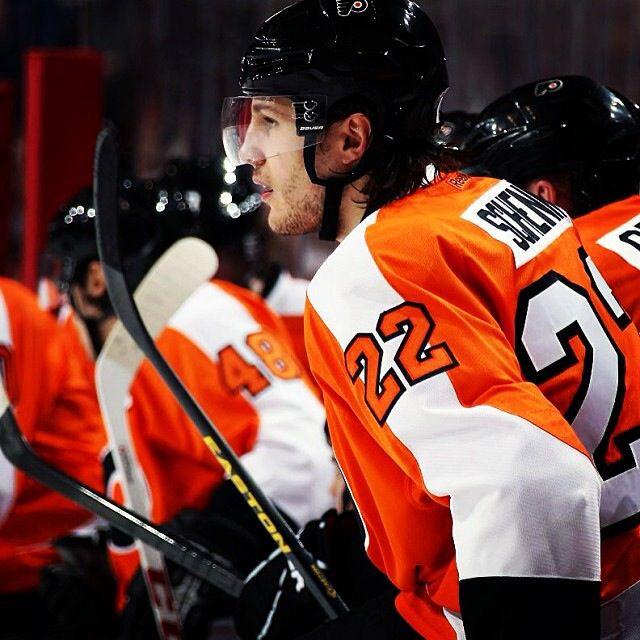 Philadelphia Flyers Luke Schenn