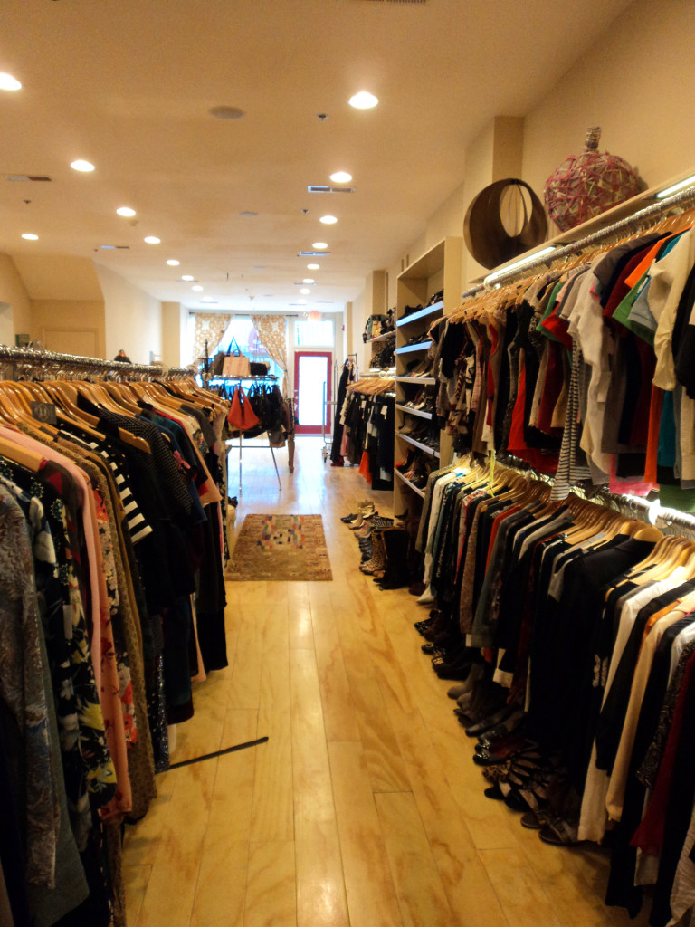 Inside Chinatown's Gyration Boutique