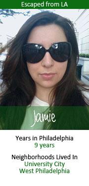 Escaped from LA / Jamie
