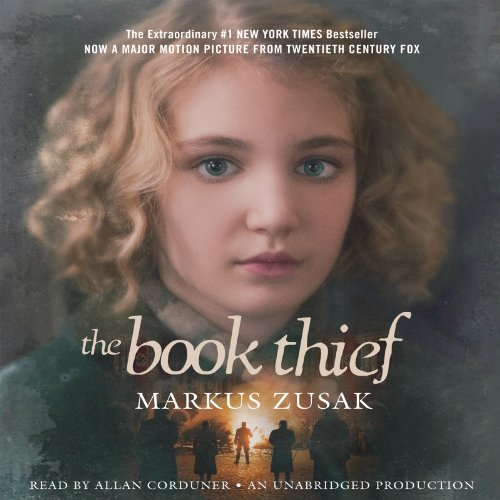 The Book Thief audio book