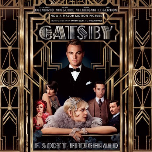 The Great Gatsby audio book