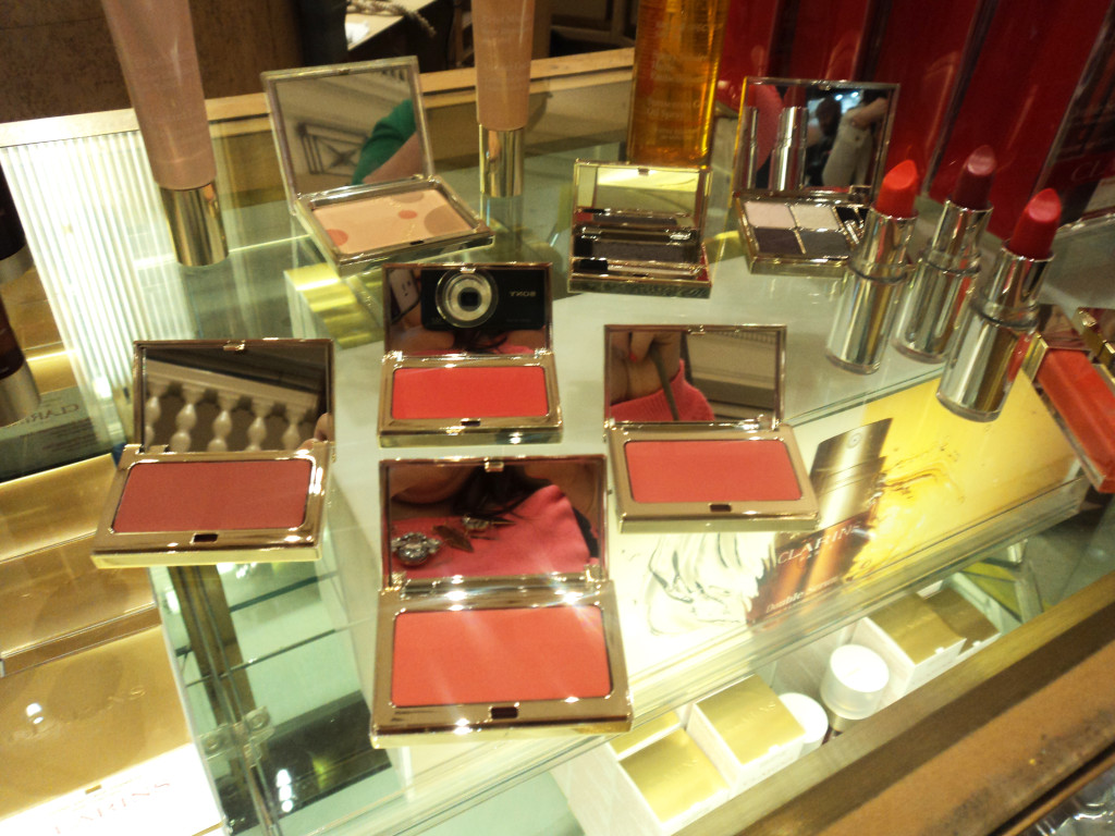 Clarins Glow Spring 2014 Line at Macy's // Her Philly