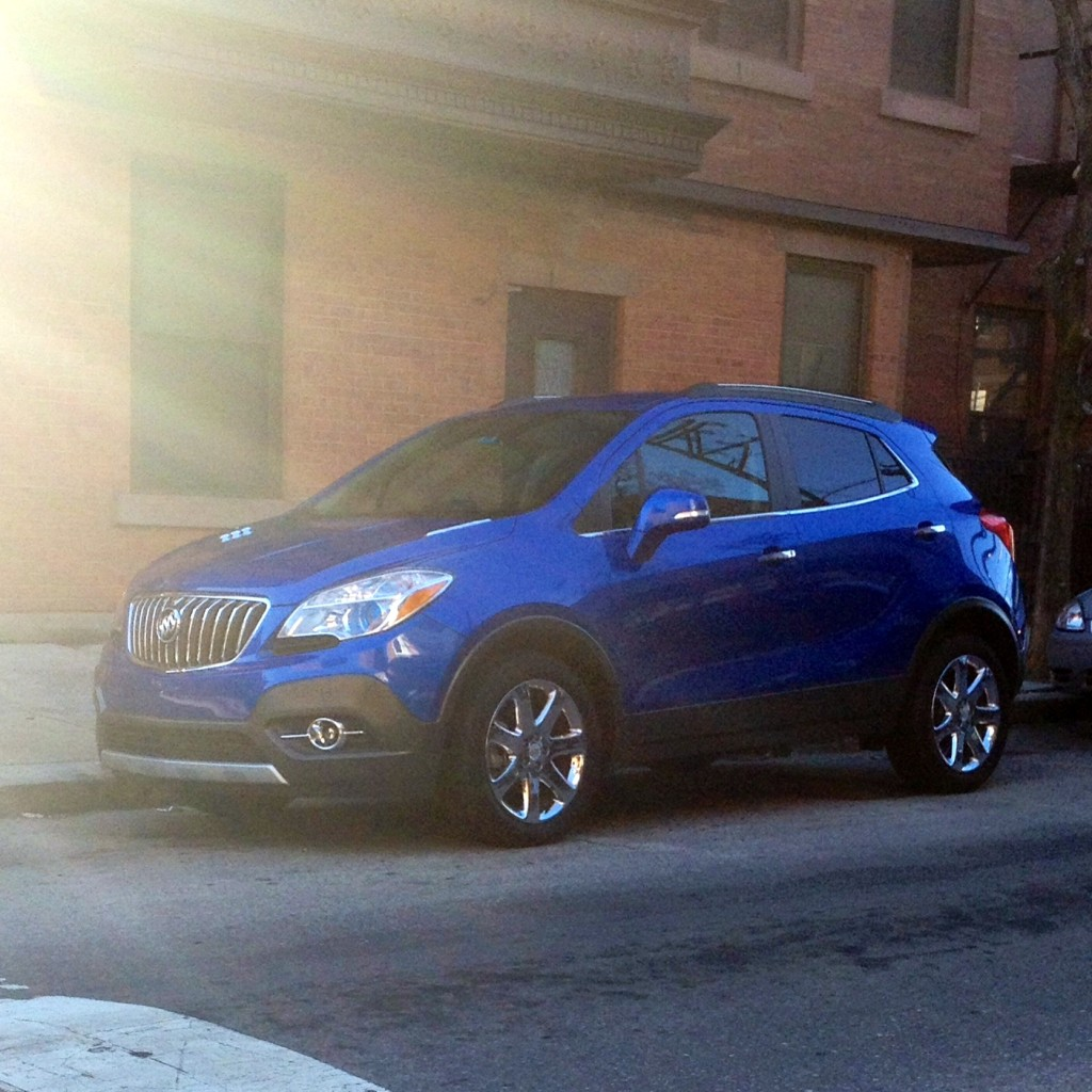 Review of the Buick Encore // Her Philly