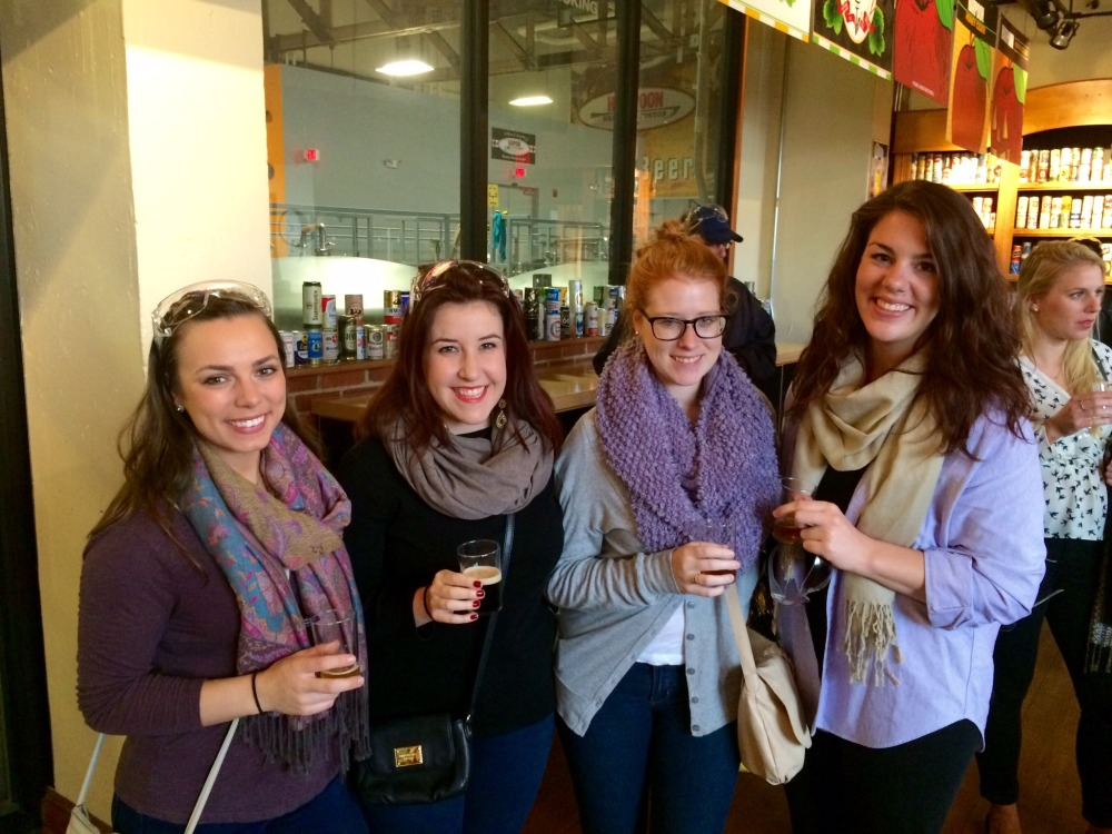 Harpoon Brewery Review // Her Philly