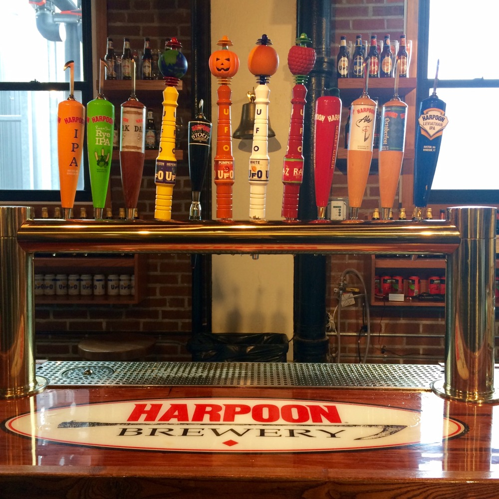 Harpoon Brewery Tasting Tour // Her Philly