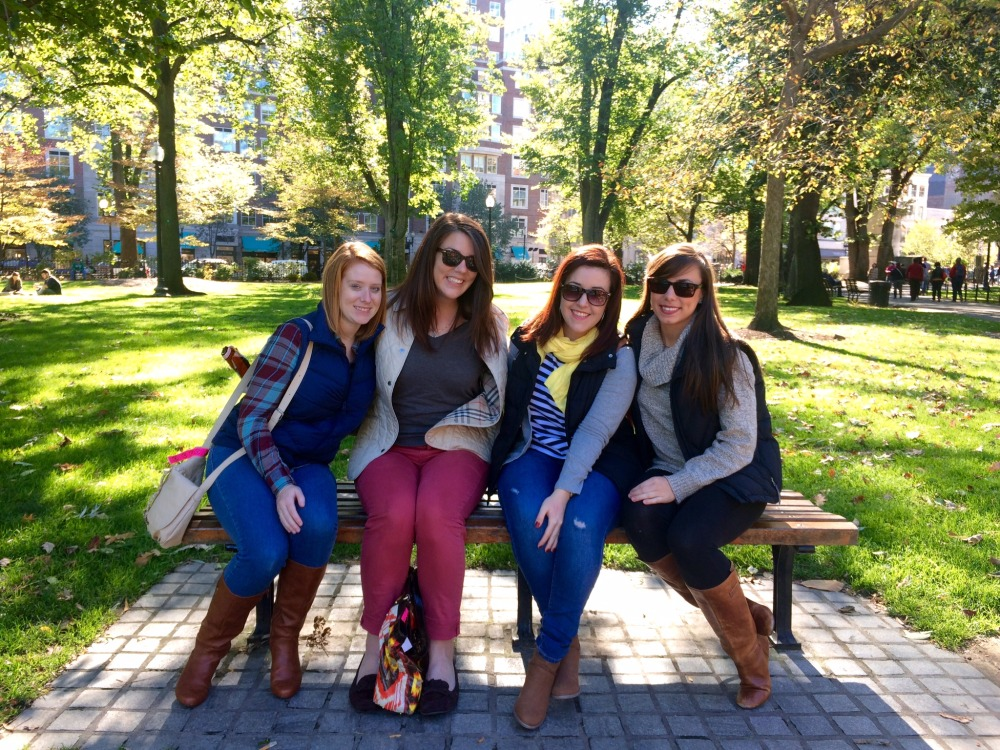 Boston weekend getaway ideas for friends // Her Philly
