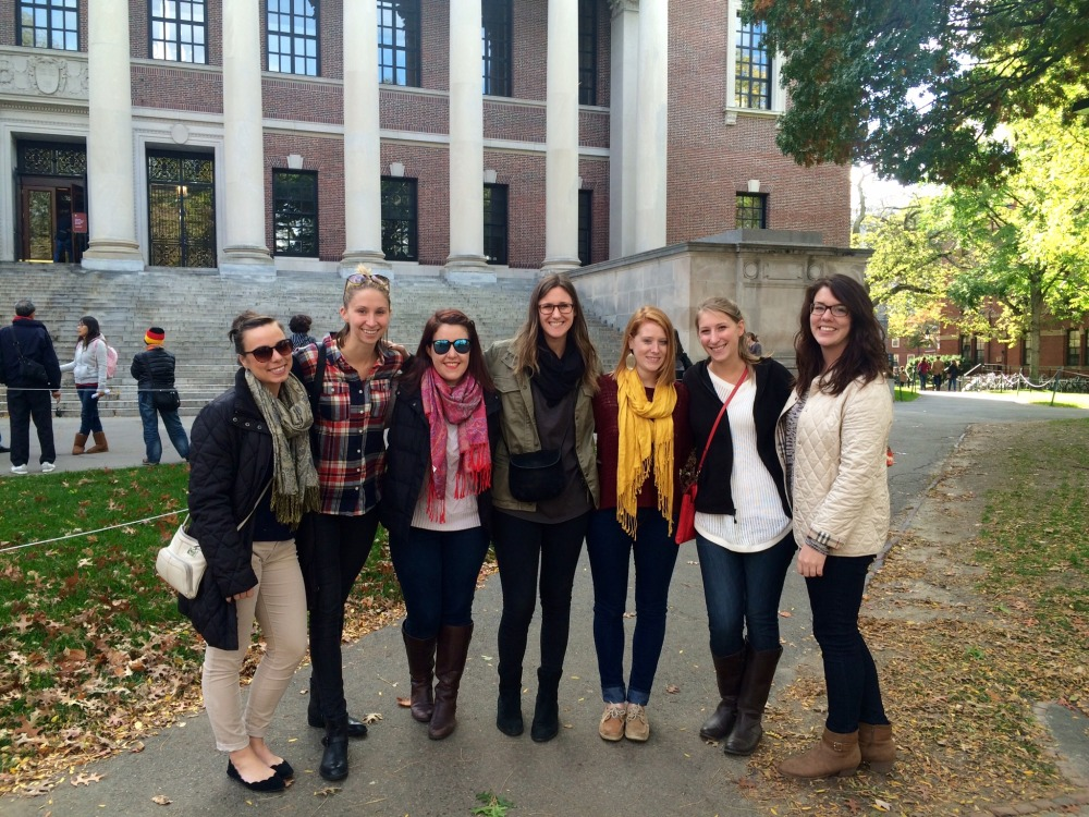 Touring Harvard in the fall // Her Philly