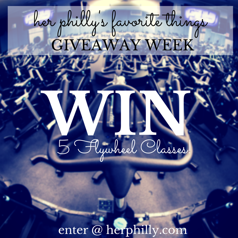 Win 5 Philadelphia Flywheel Classes from Her Philly