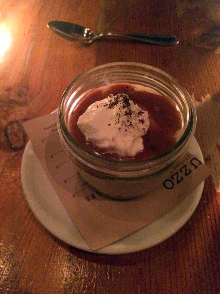 Barbuzzo Salted Carmel Budino // Her Philly
