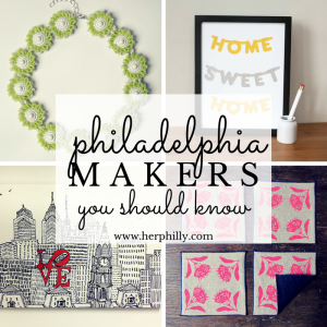 Philadelphia Makers and Etsy Shops