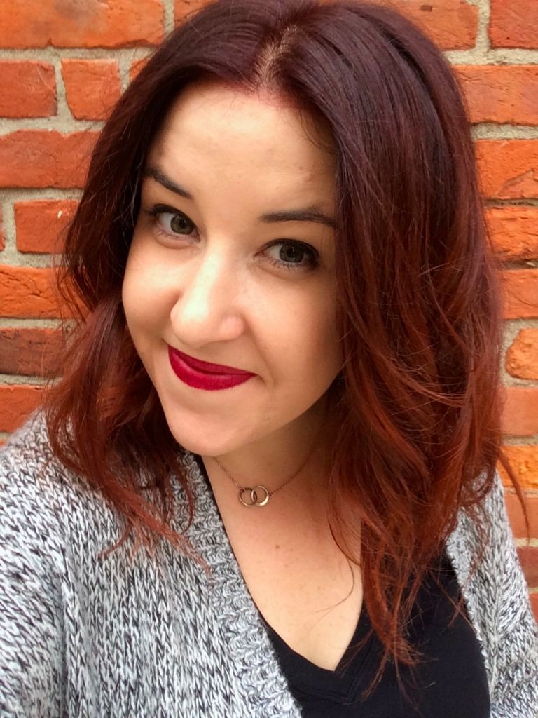 New Red Hair Color from Crimson and Kevin Murphy