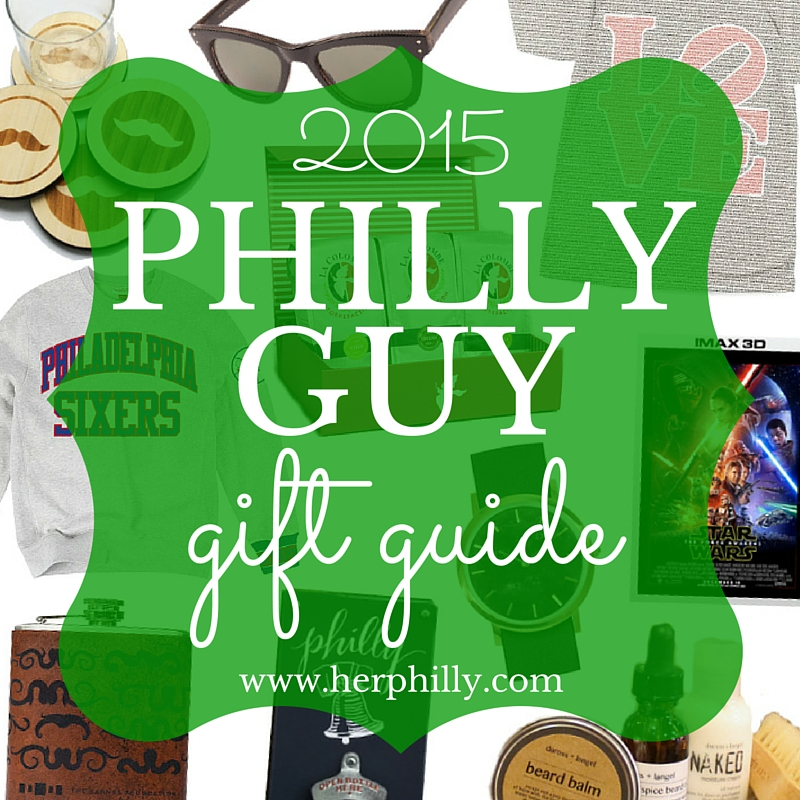 Best Gifts for Philly Guys