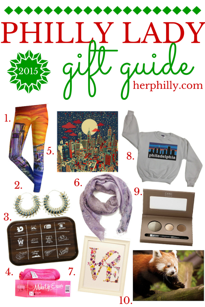 10 Gift Ideas for Philly Women