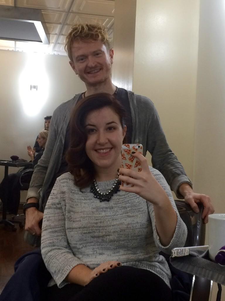 Travis Valdez Philly Hair Salon Thalia
