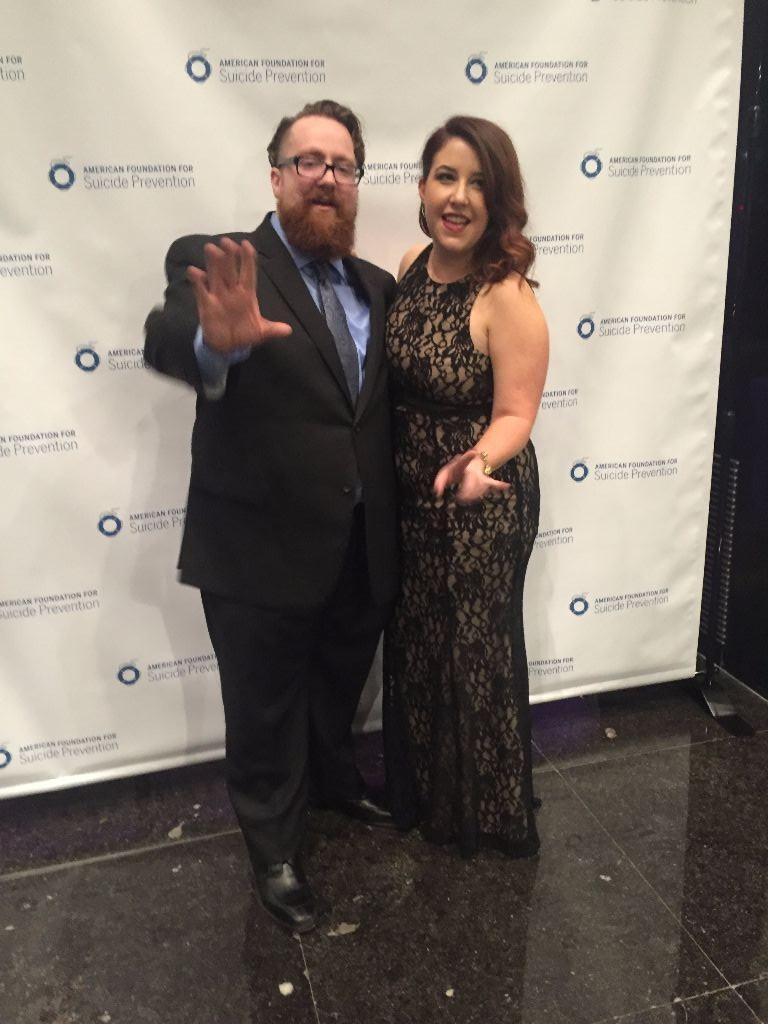 AFSP Gala Philadelphia 2015