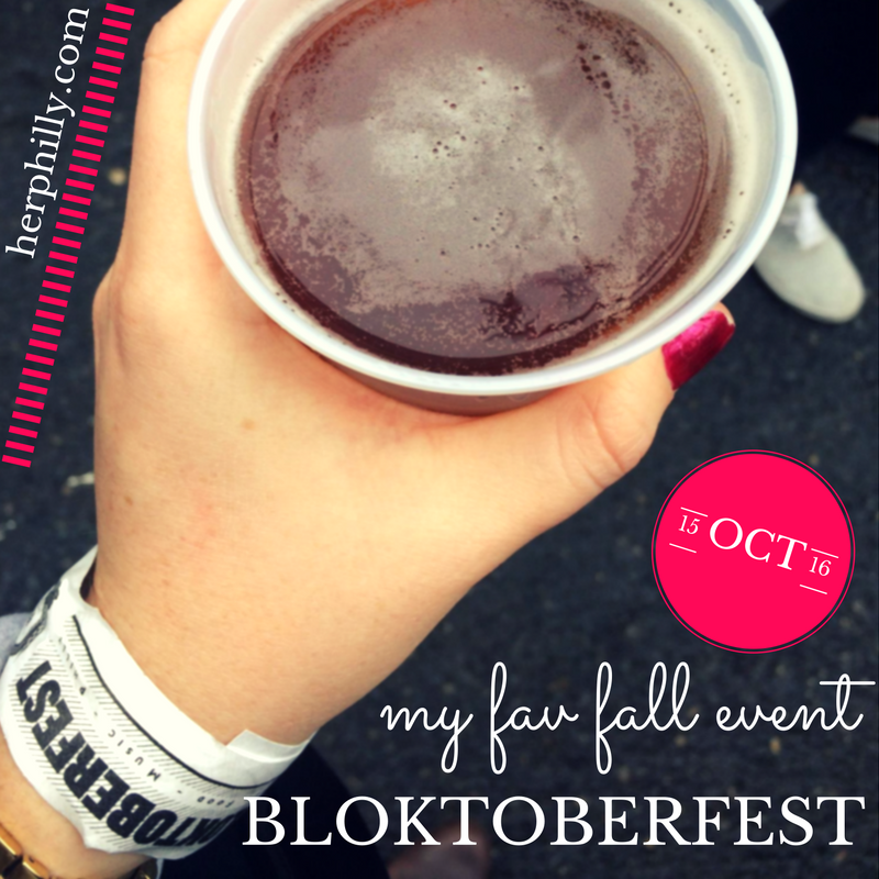 Bloktoberfest Philly 2016