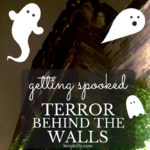 Getting Spooked at Terror Behind the Walls