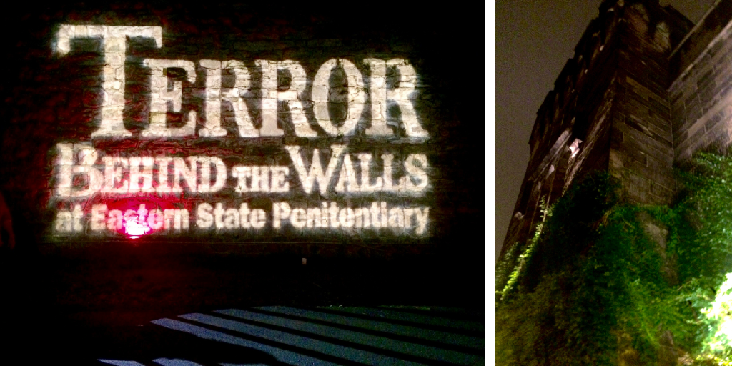 What is Terror Behind the walls like