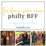Making Lady Pals in the City + A Special Invite!