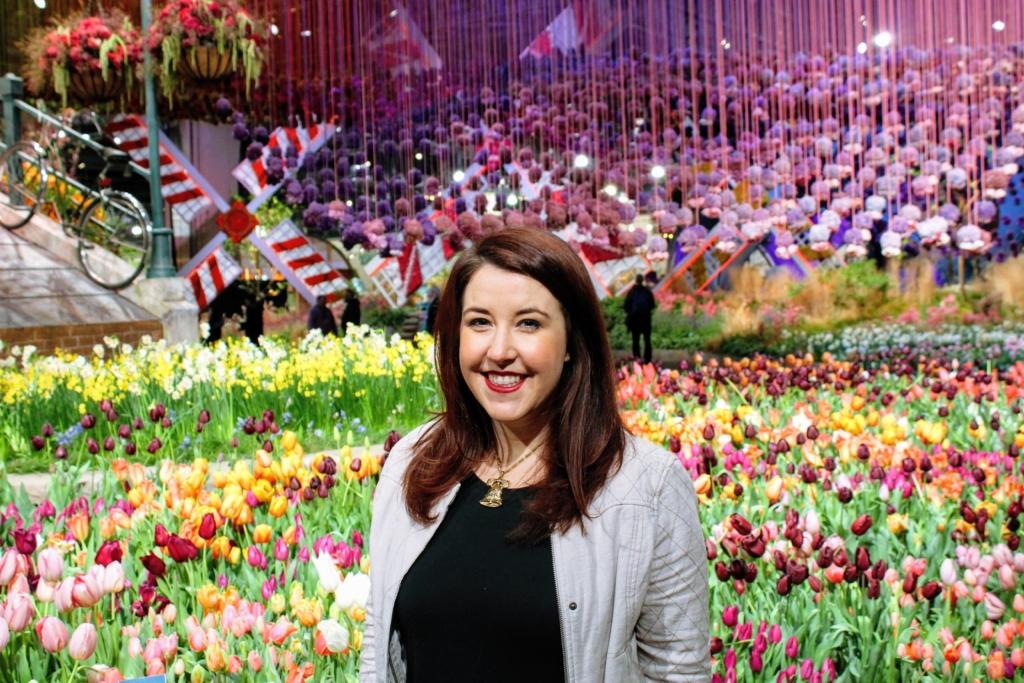 Philadelphia Flower Show 2017