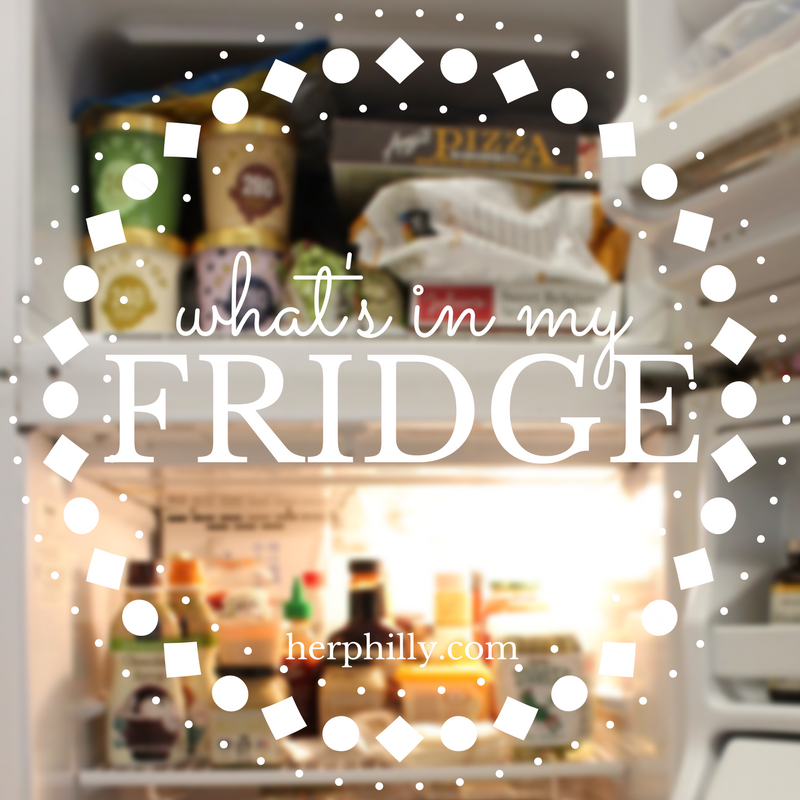 What's in a Philly Blogger's Fridge