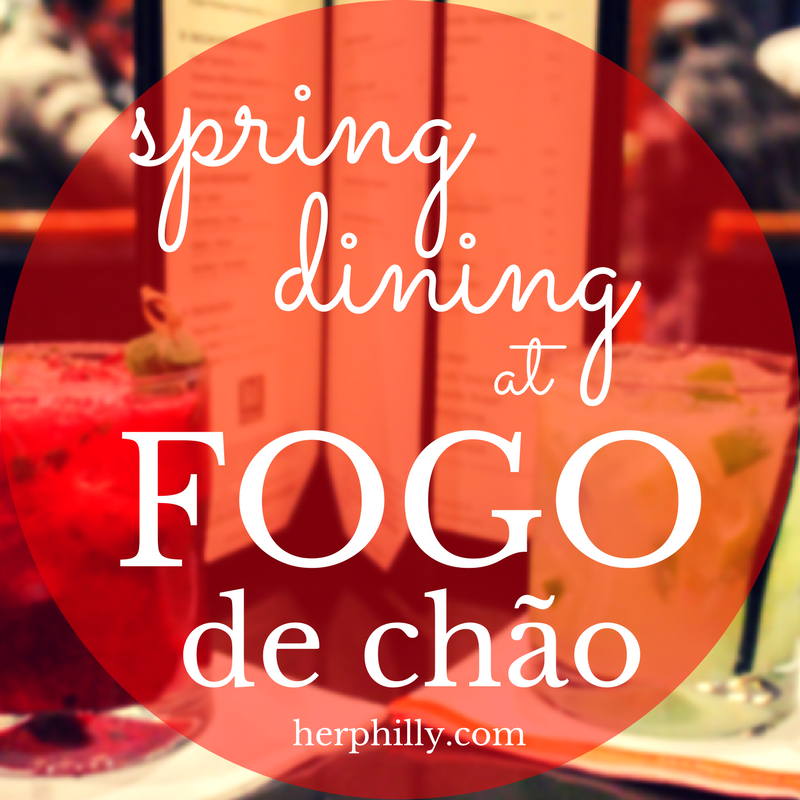 New Spring 2017 Menu at Fogo de Chao