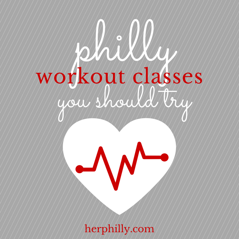Best Philly Workout Classes