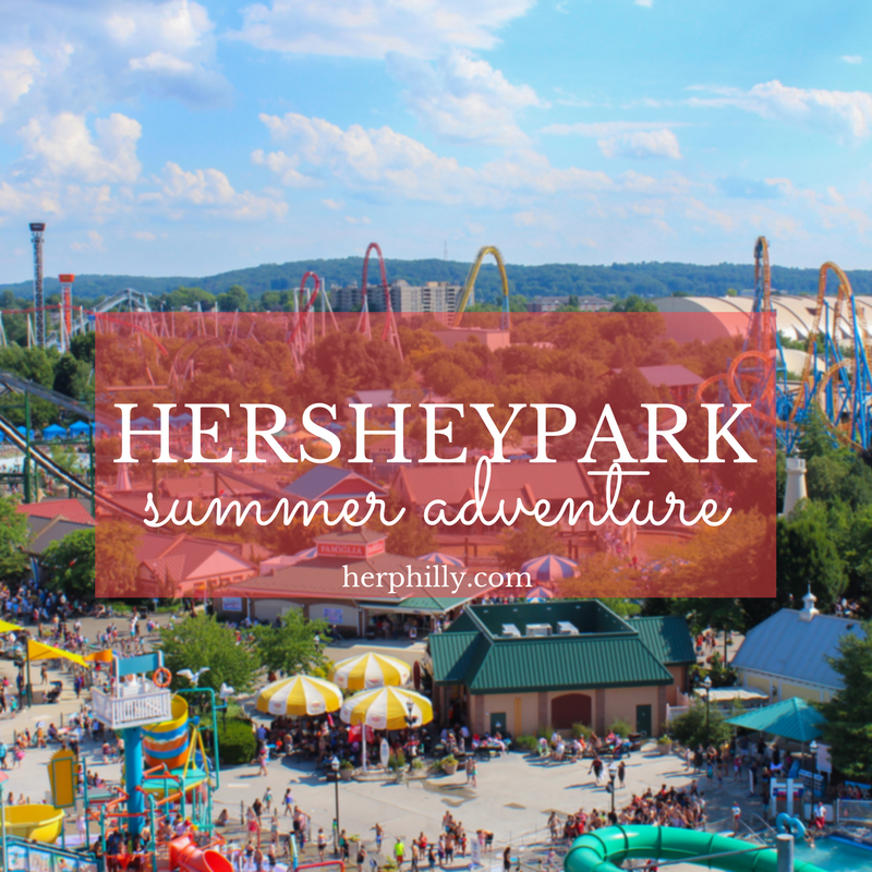 Hersheypark for Adults